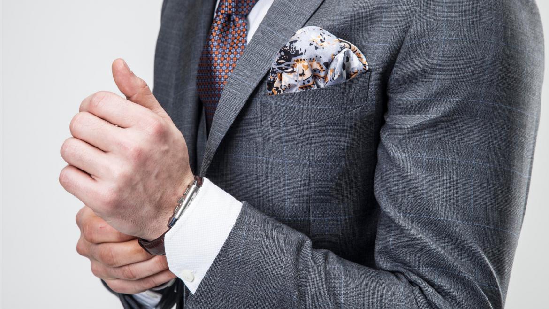 15 żelaznych zasad o tym jak nosić garnitur